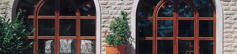Utilizzo della pietra serena nelle strutture classiche