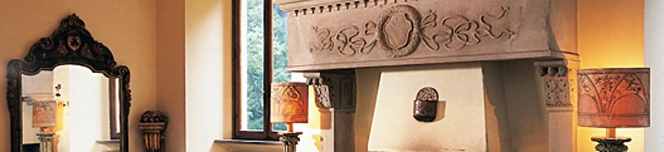 Utilizzo della pietra serena nel restauro di opere antiche