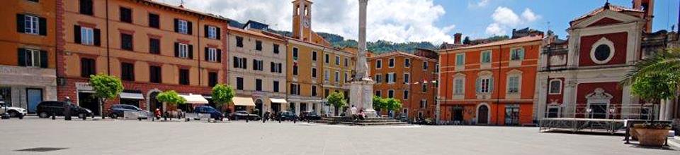 Utilizzo della pietra serena a Firenze - Piazza Mazzini