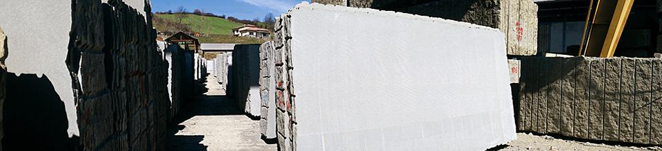 Deposito di estrazione della pietra serena, deposito ceve di pietra serena